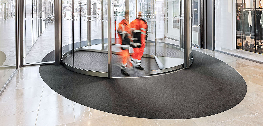 floor mats for shopping centres