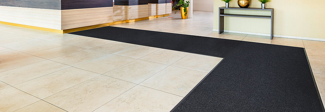 Clean Off in the entrance area – benefits