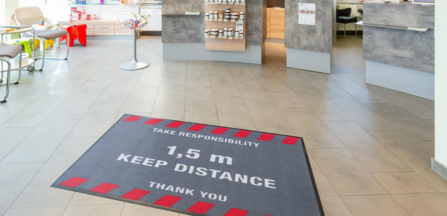 emco bau entrance mats with information