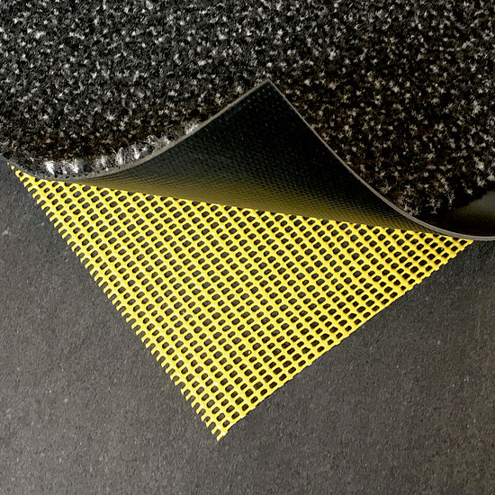 Clean-off system for smooth underlay EXACT