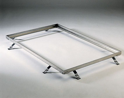 emco installation frame 500 Chrome-nickel steel (V2A) 500-25 CN