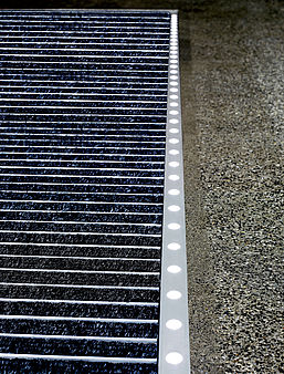 emco LUMINA The illuminated frame system for entrance mats LUMINA + LED