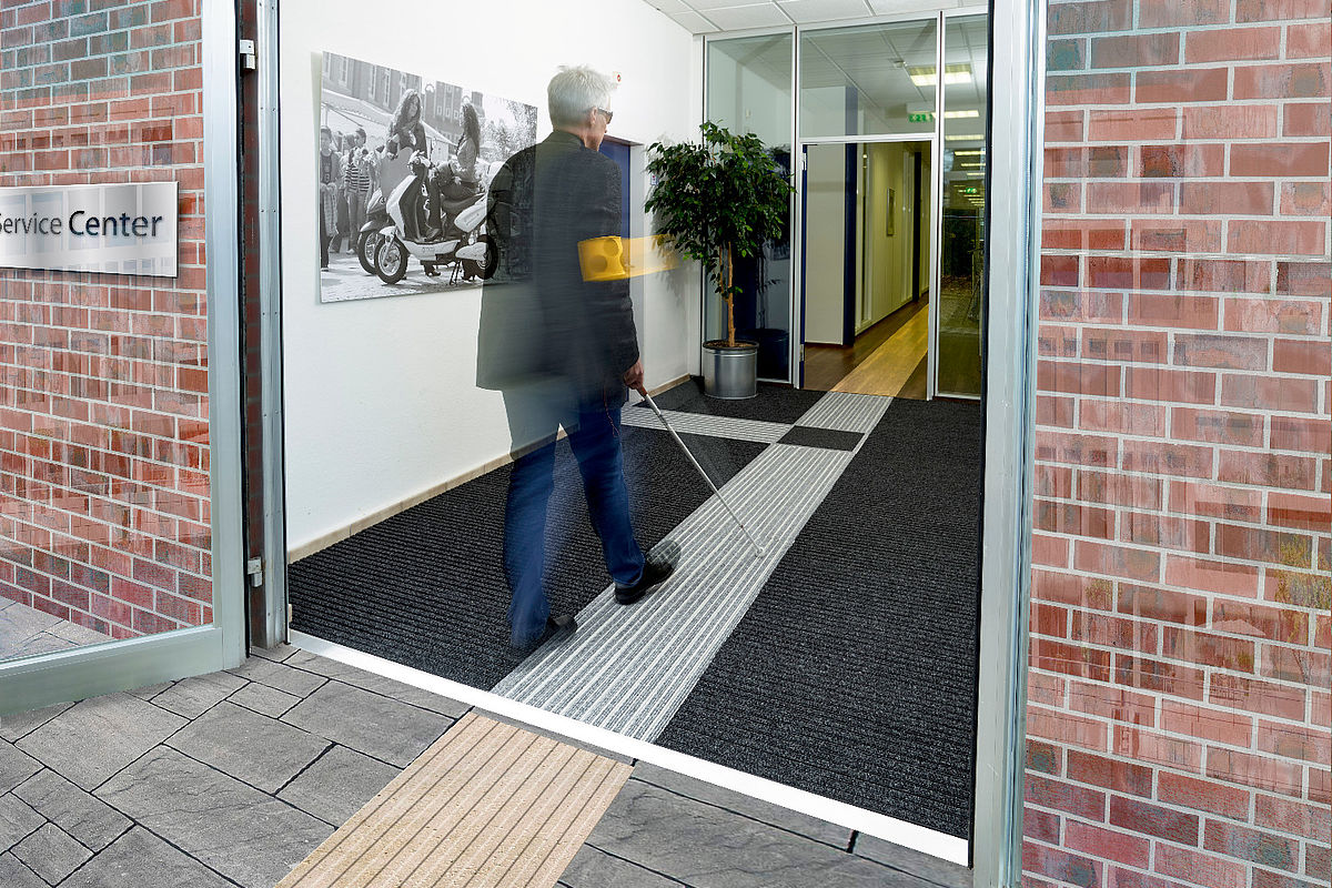 emco MARSCHALL With ribbed carpet insert 522 TLS S/R
